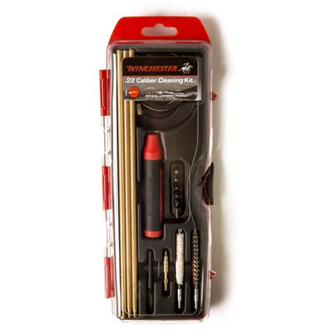 22 Caliber Rifle Cleaning Kit