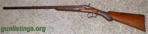 22 Caliber Rifle From Late1800s