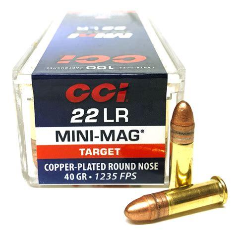 22 Cci Mag Ammo