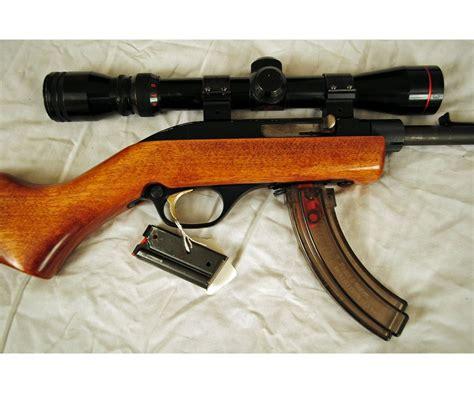 22 Ducks Unlimited Rifle