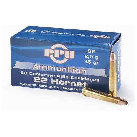 22 Hornet Ammo Cabela S