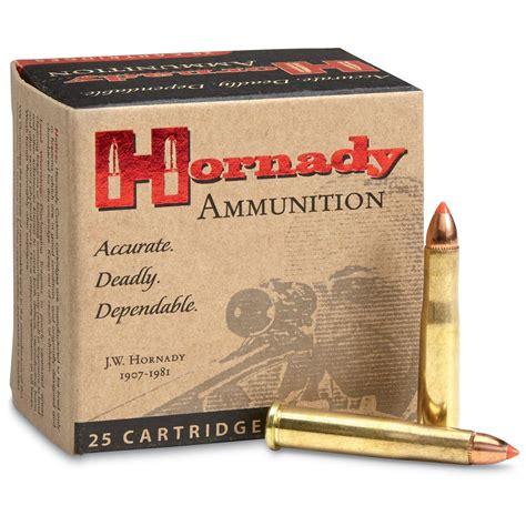 22 Hornet Ammo In Stock
