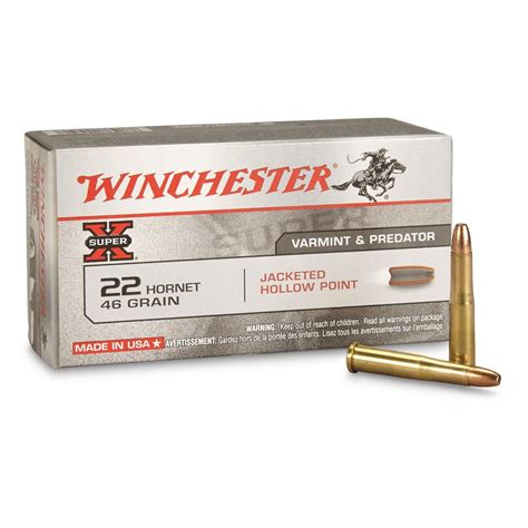 22 Hornet Rifle Ammo And 22 Vs 25 Caliber Air Rifle