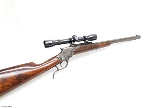 22 Hornet Rifle Lever Action