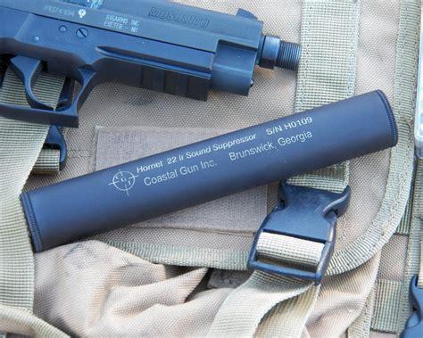 22 Hornet Rifle Silencer