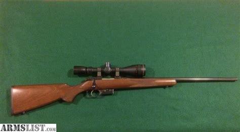 22 K Hornet Rifle For Sale