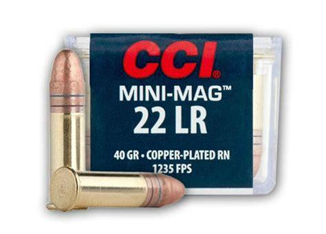 22 Long Rifle 40 Grain Ammo For Sale