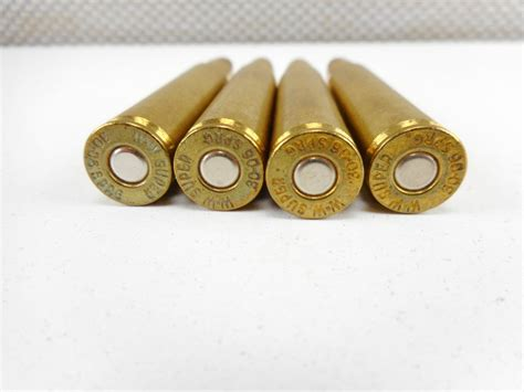 22 Long Rifle Ammo Compared To A 30