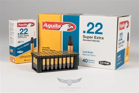 22 Long Rifle Ammo Prices
