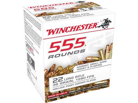 22 Long Rifle Ammo Shortage