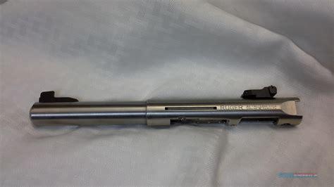 22 Long Rifle Barrel