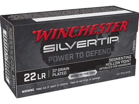22 Long Rifle Personal Defense Ammo