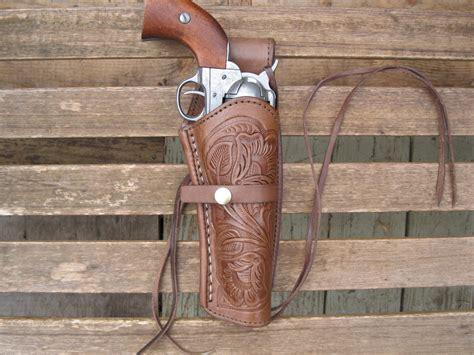 22 Long Rifle Revolver Holster