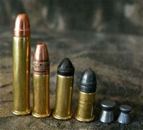 22 Long Rifle Vs 22 Pellet