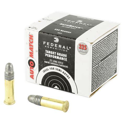 22 Lr Ammo For Sale 40 Gr Solid Ammunition By Federal