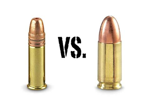 22 Lr Ammo Vs 9mm