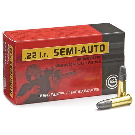22 Lr Semi Auto Pistol Ammo