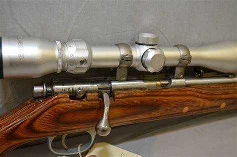 22 Mag Rifle Bolt Action Tube Fed