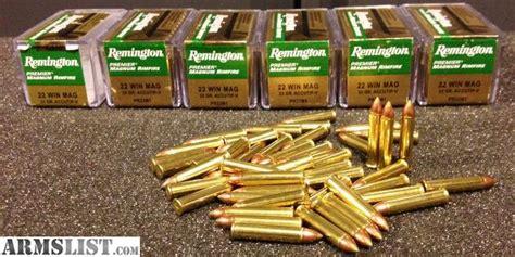22 Magnum Ballistic Tip Ammo