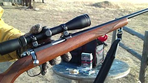 22 Magnum Rifle Range