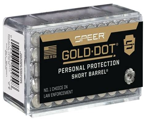 22 Magnum Short Barrel Ammo