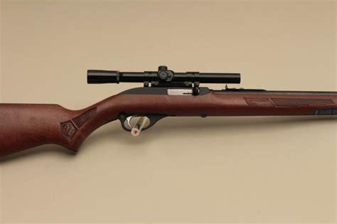 22 Marlin Rifle Model 60