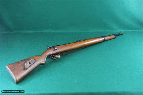 22 Mauser Training Rifle