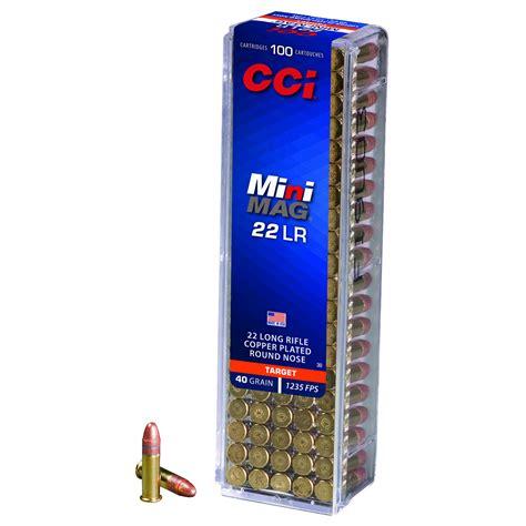 22 Mini Magnum Ammo