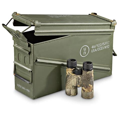 22 Mm Ammo Can