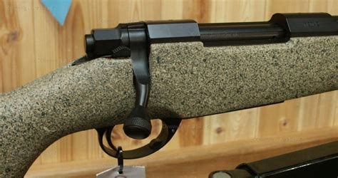 22 Nosler Bolt Action Rifle