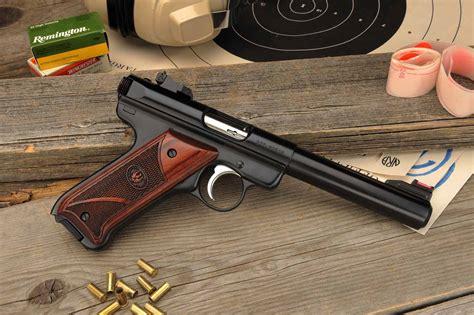 22 Pistol Handgun