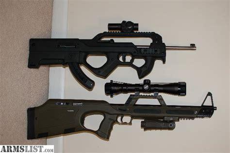 22 Precision Bullpup Rifle