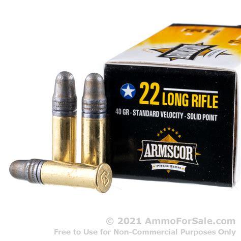 22 Rifle Bullets Best
