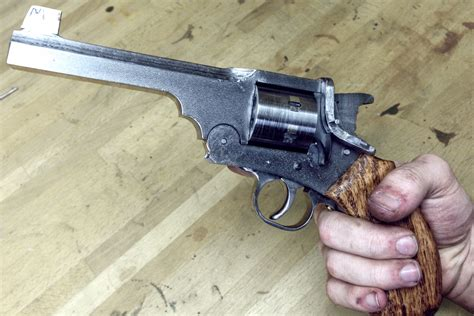 22 Rifle Made From Sdi