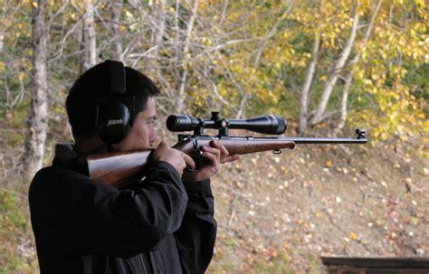 22 Rifle Silhouette Shooting