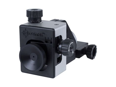 22 Rifle With Diopter Sight