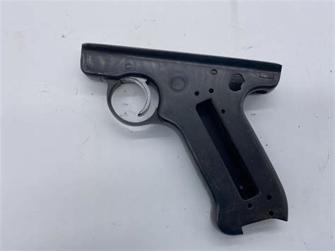 22 Rifle With Frame Only
