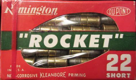22 Rocket Ammo