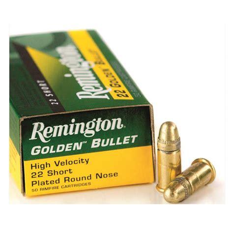 22 Shortt Ammo