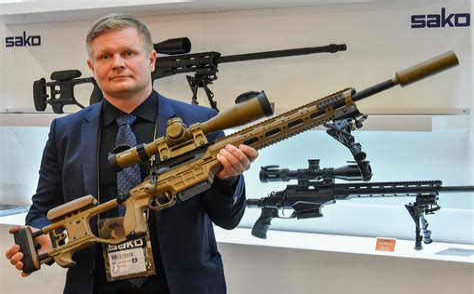 Rifle 22 Sniper Rifle.