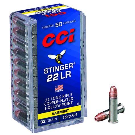 22 Stinger Ammo For Sale