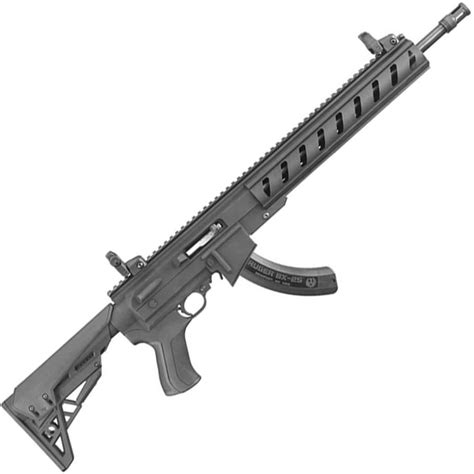 22 Tactical Rifle Ruger