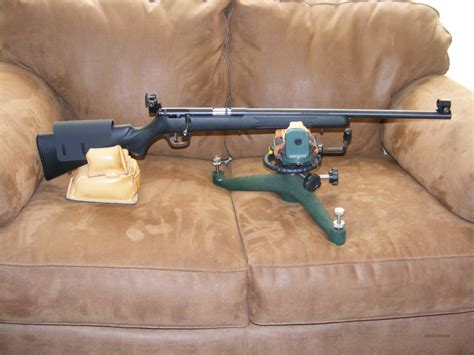 22 Target Rifle For Sale