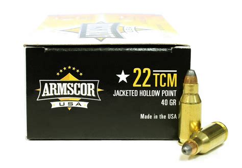 22 Tcm Ammo For Sale