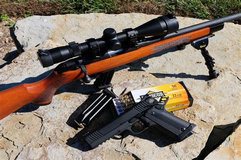 22 Tcm Rifle Effective Range