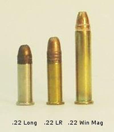 22 Win Mag Vs 22 Long Rifle
