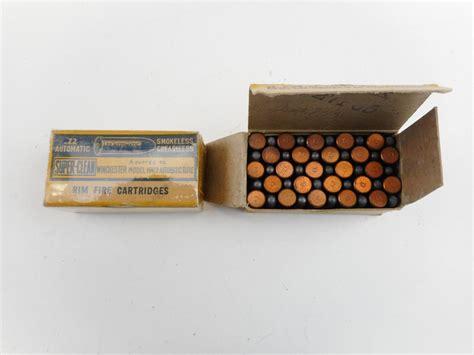 22 Winchester 1903 Ammo