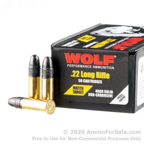 22 Wolf Ammo For Sale