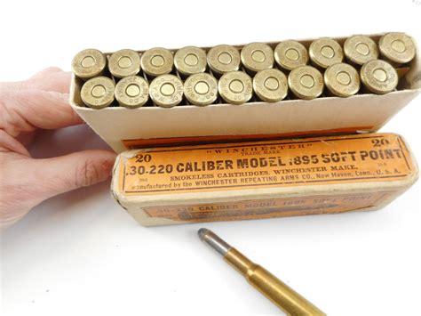 220 Rifle Ammo