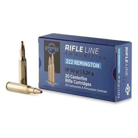222 Ammo For Deer